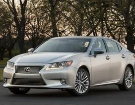 Lexus quyết không sản xuất xe tại Trung Quốc